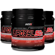 PACK 7 : 3 LIPOXYL 50X