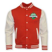 Portugal College Baseball Veste (rouge) - Kids