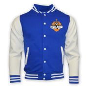 Holland College Baseball Veste (bleu)