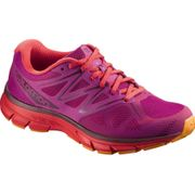 Salomon - Sonic chaussures de running pour femmes (rose/orange)