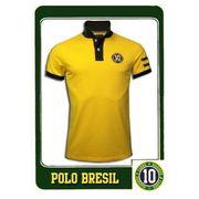 Polo Carré Magique Brésil 10-S