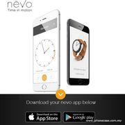 Montre connectée NEVO Smartwatch - LEPIC