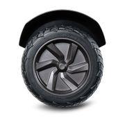 COOL&FUN Hoverboard Bluetooth Tout Terrain, GYROPODE Hummer G2 8.5 POUCES Noir