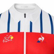 Maillot Tour de France Dedicated Le Coq Sportif rouge