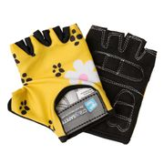 Crazy Safety Leopard Gloves