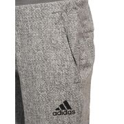Adidas Performance Pantalon Tapered Gris Bas De Survêtement Enfant Multisports