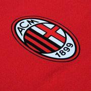 2017-2018 AC Milan Adidas Training Top (rouge)