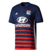 2017-2018 Olympique Lyon Adidas exterieur Football Maillot