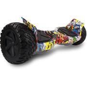 EVERCROSS Challenger GT Hoverboard Hummer Gyropode Tout Terrain 8.5 pouces Hip-hop + avec bluetooth et App de contrôle + sac de transport