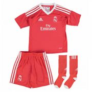 tenue de foot Real Madrid Vestes
