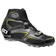 Chaussures Sidi VTT Frost Gore-Tex noir jaune