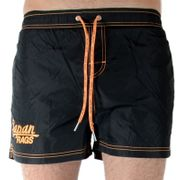 Short de Bain Japan Rags Jap Noir