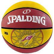 Spalding Claveland Cavaliers Nba T7 Rouge Ballons Basketball