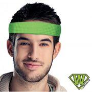 Bandeau de tête rafraichissant COOL RUN - vert