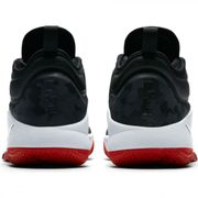 Chaussure de Basketball Nike Zoom Lebron Witness 2 Noir et rouge pour homme Pointure - 42