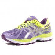 Gel Cumulus 17 Fille Femme Chaussures Running Violet Asics