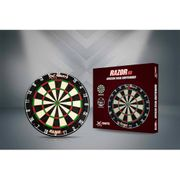 XQmax Darts Cible de fléchettes Razor HD Sisal 45,5 cm QD6000020