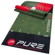 Pure2Improve Tapis de putting golf 300 x 65 cm P2I140010