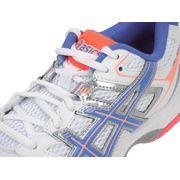 Chaussures volley ball Spike gel ii blanc