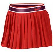 Nike Court Victory Enfants Jupe tennis rouge