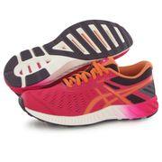 Asics Fuzex Lyte L rose, chaussures de running femme