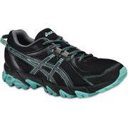 Asics Gel-Sonoma 2 T684N-9099 F Chaussures de running Noir,Vert