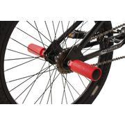 BMX Freestyle 20'' Dynamixxx noir et rouge KS Cycling