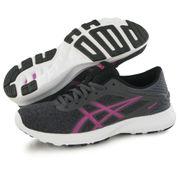 Asics Nitrofuze gris, chaussures de running femme
