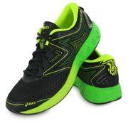 Asics Noosa Ff noir, chaussures de running homme
