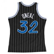 Maillot NBA Shaquille O'neal Orlando Magic 1994-95 Mitchell & ness swingman Hardwood Classics Noir taille - XS