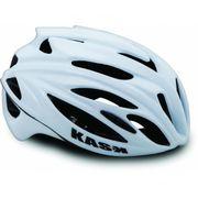 KASK - Rapido Unisex Casque de vélo (blanc)