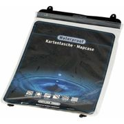 ORTLIEB TRANSPARENT WATERPROOF MAP/CHART CASE