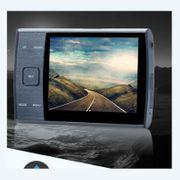 Dashcam camera dvr autoHD720P appareil-photo de Dvr Cam de tiret de voiture d'écran de 3.5 pouces avec la vue arrière de renversement