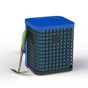 Pool Improve Chauffage pour piscine Hot Spash 2400 W Bleu