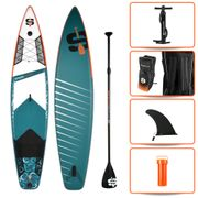 Pack Stand Up Paddle gonflable 12' - RACE SIMPLE PADDLE 12' (320 cm) x 30'' (76cm) x 6