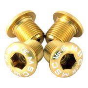 Msc Chainring Bolts Kit Alu7075t6 4 Units