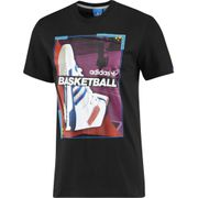 Tee-shirt manches courtes Adidas Originals Catalogue Tee