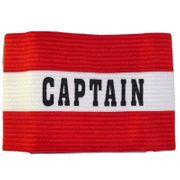 Captains Armband - Red