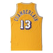 Maillot Los Angeles Lakers Adidas Performance Maillot authentique Wilt Chamberlain Lakers NBA