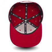 Casquette NBA Chicago Bulls New Era Team logo weld 9Fifty rouge taille casquette - S/M (54.9-57.7cm)