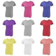 Russell - T-shirt long à manches courtes - Femme
