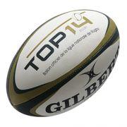 Ballon de rugby Gilbert G-TR4000 Top 14 (taille 5)