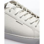 Baskets classique blanche basse homme