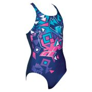 Maillot de bain 1 pièce Arena G Bricks Jr Swim Pro Back One Piece L 3166b0ee6b1