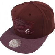 Casquette NBA Cleveland Cavaliers Mitchell & ness Snapback Heather 2 tone