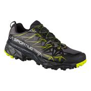 Chaussures La Sportiva Akyra GTX noir jaune néon