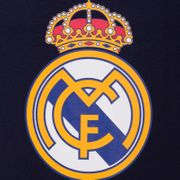 Real Madrid officiel - T-shirt thème football - motif blason - homme