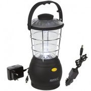 Lanterne LED dynamo & lampe de camping Regatta Helia 12