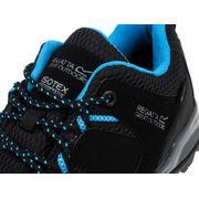 Chaussures marche randonnées Holcombe low noir lady