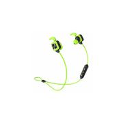 Écouteurs avec Bluetooth, double batterie et son stéréo - Vert